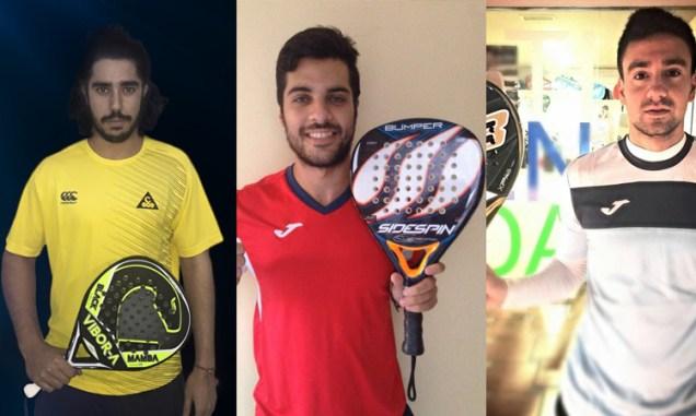 Nuevos equipos de Piñeiro, Cattaneo y Patiniotis