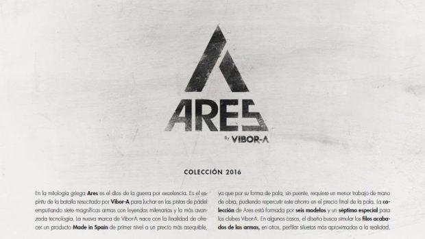 Ares nueva marca Vibor-A 2016