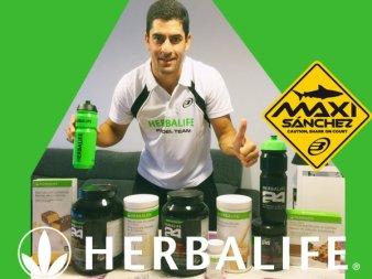 Maxi Sanchez ficha por Herbalife