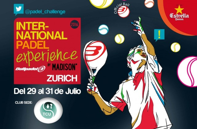 Zurich en el International Padel Experience