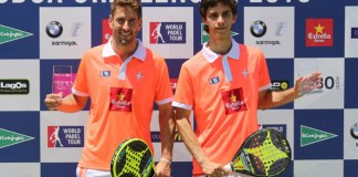 Ganadores World Padel Tour 2016 Lisboa