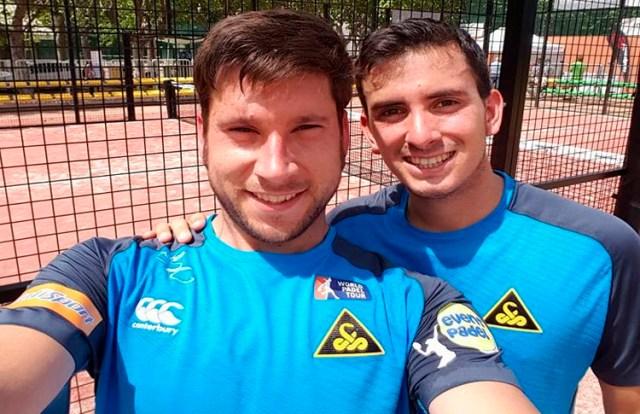 Nacho Gadea y Juan Cruz Belluati se separan