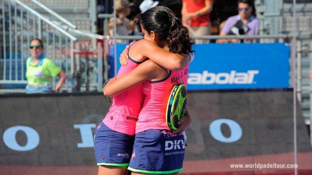 Ganadoras World Padel Tour 2016 Valladolid