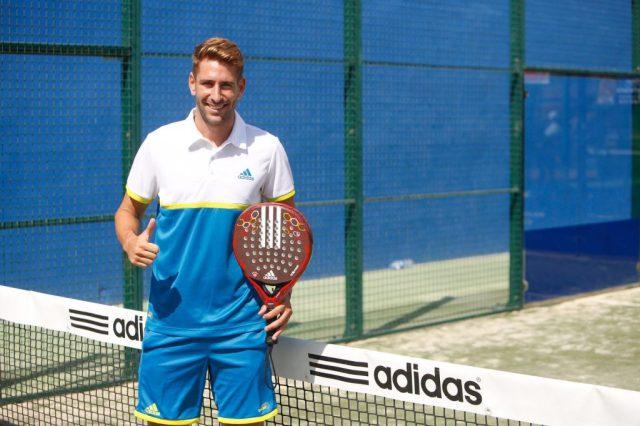 Alex Ruiz ficha por Adidas Padel