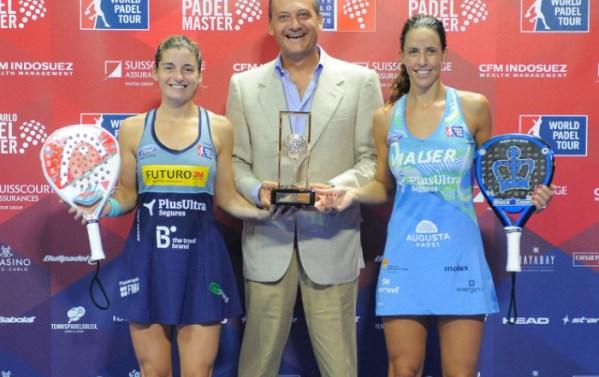Alejandra Salazar y Marta Marrero ganadoras en Montecarlo