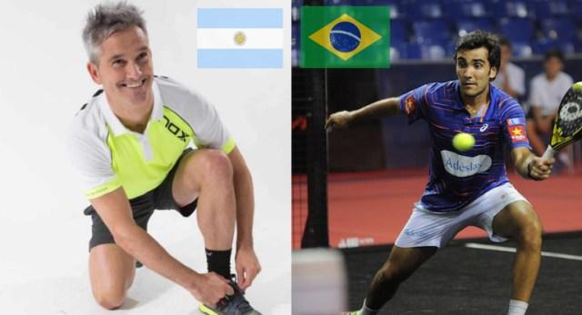 Seleccionados Brasil, Argentina y Uruguay para el Mundial 2016