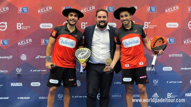 Lima y Bela ganan en el Keler Euskadi Open
