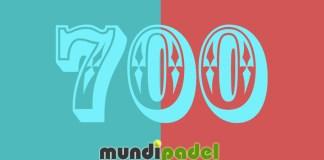 Artículo 700 en MundiPadel