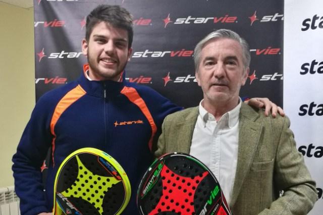 Javier Garrido renueva con StarVie