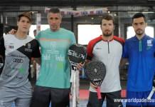 Parejas españolas en el Miami Padel Masters 2017