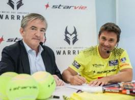 Matías Díaz renueva con StarVie