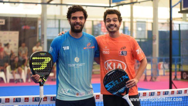 Antonio y Luque y Diogo Rocha