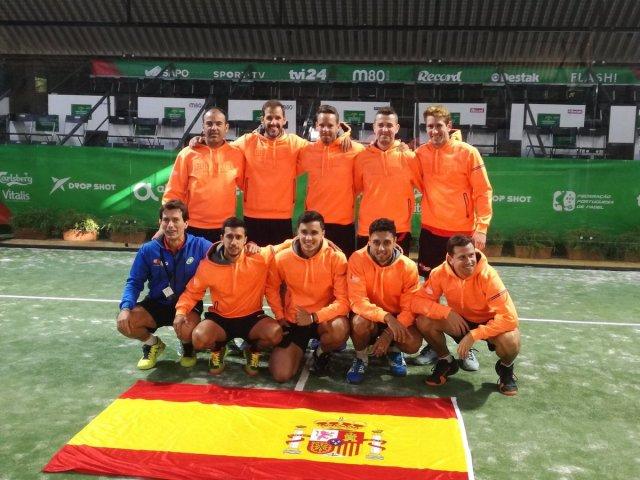La Selección Española masculina gana el Europeo 2017