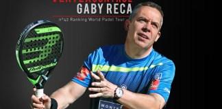 Gaby Reca renueva con Bullpadel