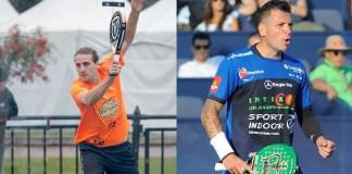 Fede Quiles y Tito Allemandi pareja 2018