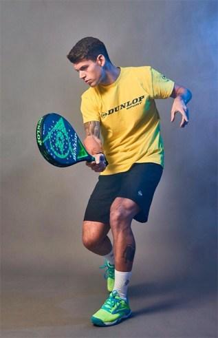 Ramiro Moyano ficha por Dunlop Padel