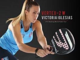 Victoria Iglesias renueva con Bullpadel