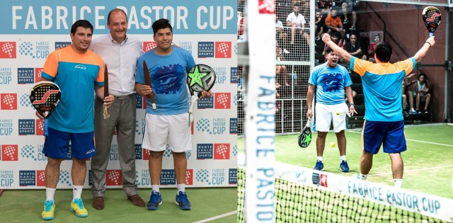 Campeones Fabrice Pastor Cup 2018  argentina