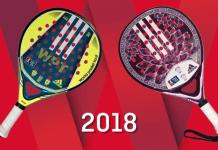 Adidas pala oficial WPT 2018