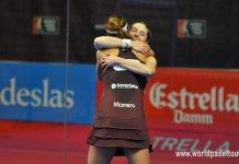 Ganadoras Alicante Open 2018