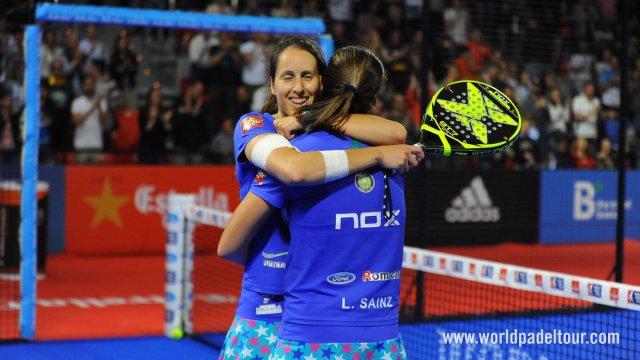 Ganadoras del Estrella Damm Zaragoza Open 2018