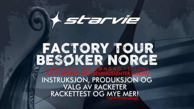 Factory Tour Noruega