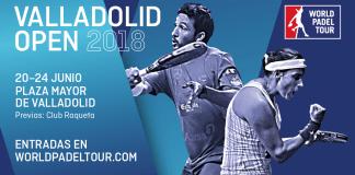Valladolid Open 2018