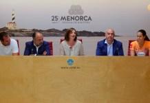 Presentacion Menorca Open 2019