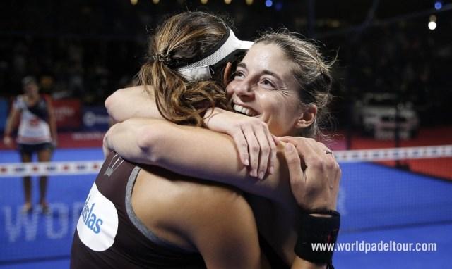 Ganadoras del Bilbao Open 2018