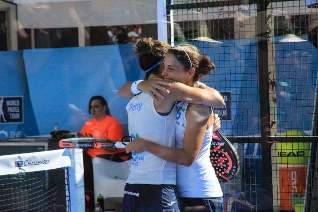 Ganadoras del San Javier Challenger 2018