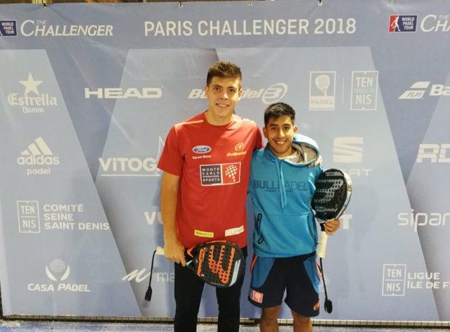 Ganadores Paris Challenger 2018