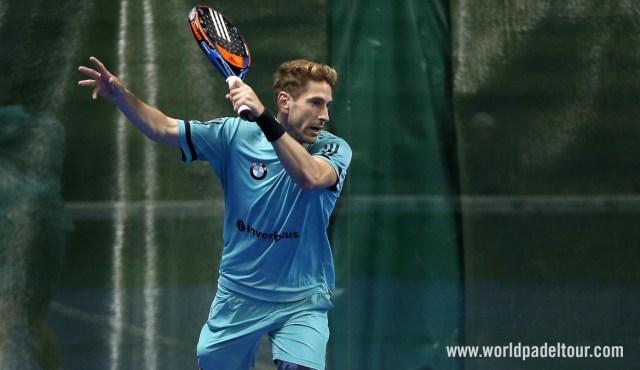 Alex Ruiz Murcia Open