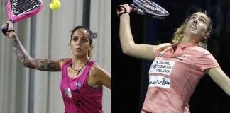 Alba Galán y Victoria Iglesias pareja 2019