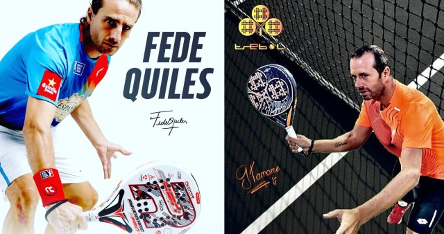 Fede Quiles y Germán Tamame equipos 2019