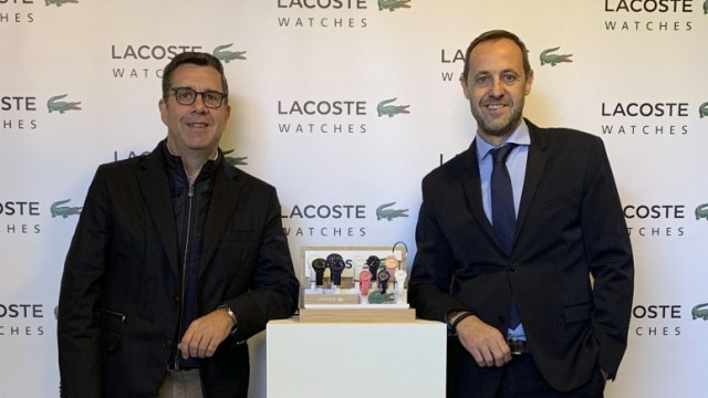 Lacoste Watches, reloj oficial del World Padel Tour