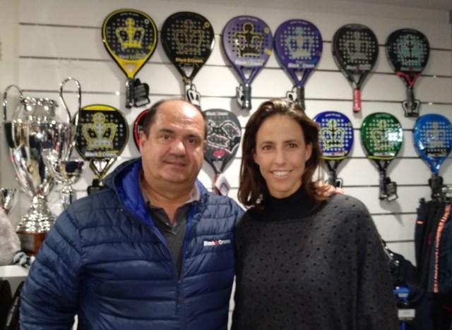Marta Marrero renueva Black Crown