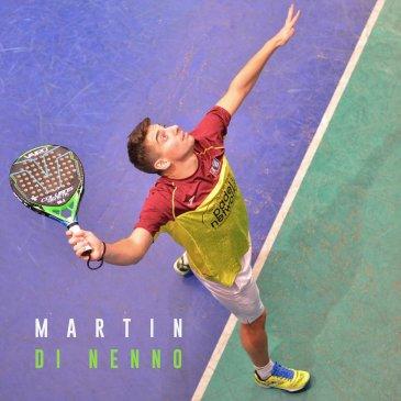 Martin Di Nenno renueva con Vairo