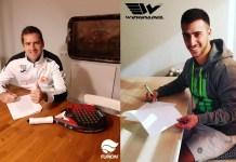 Peter Alonso-Martínez y Álvaro Cepero renovaciones