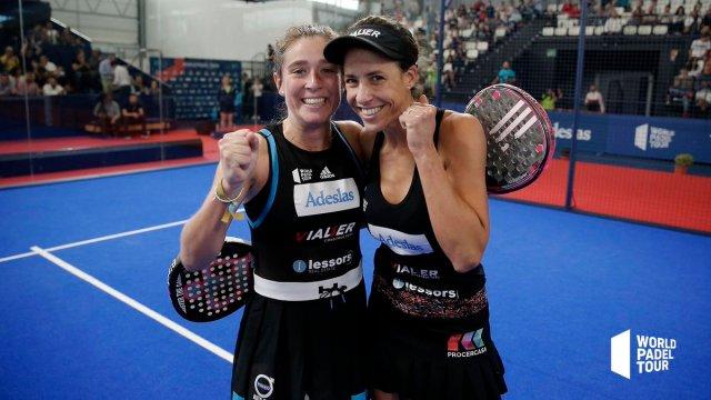 Ganadoras del Vigo Open 2019