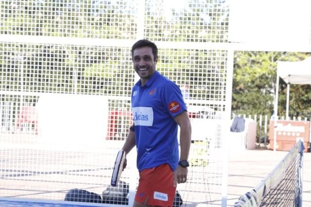 Clinic con Fernando Belasteguin PadelHit