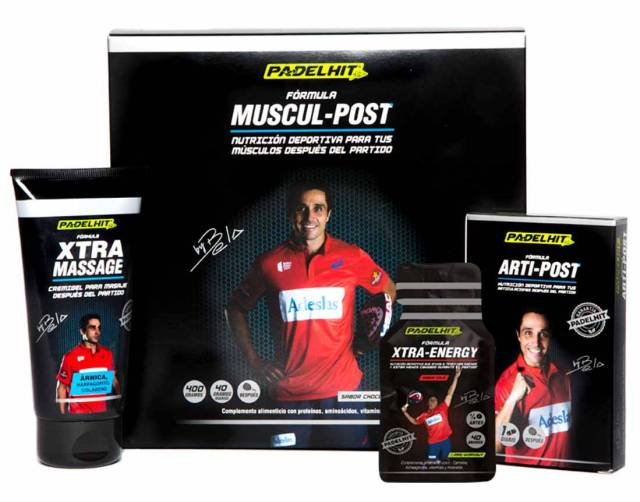 Packs de PadelHit