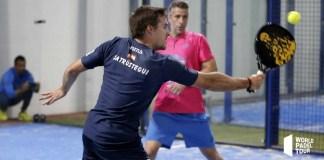 Alonso-Martínez y Nicoletti rumbo a BA