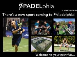 Padelphia, padel en Philadelphia
