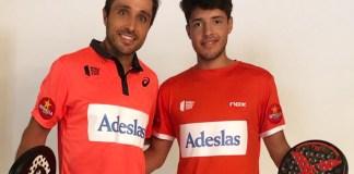 Fernando Belasteguín y Agustín Tapia pareja 2019
