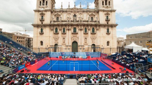 World Padel Tour en Jaén