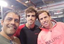 Marcelo Fernandez entrenador Navarro-Lebron