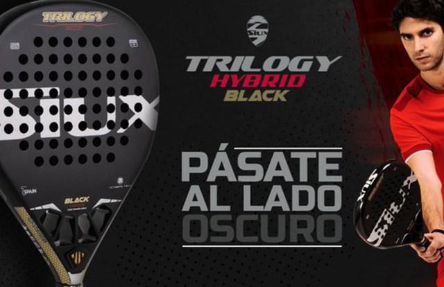 Siux Trilogy Hybrid Black