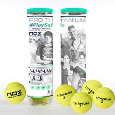 Nuevas bolas NOX