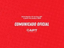 American Padel Tour aplazado