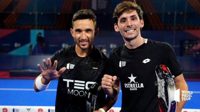 Ganadores Menorca Open 2020